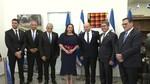 פתיחת שגרירות הונדורס24.6.2021