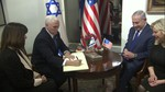 Vice president US visit PM house